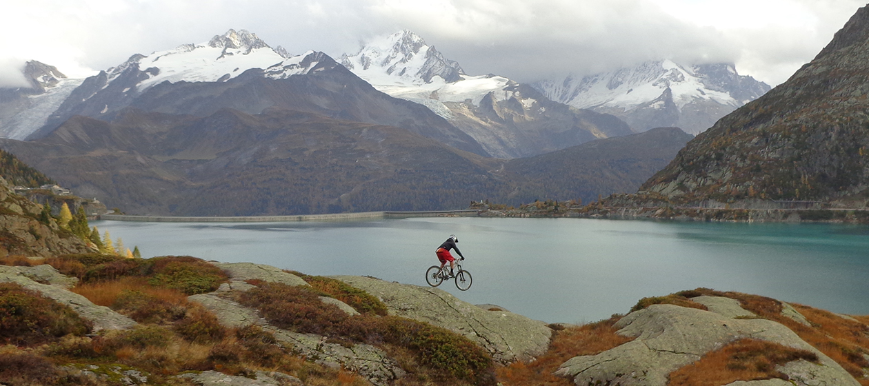 SWISS ALPS - VALAIS | 2 DAYS | ENDURO