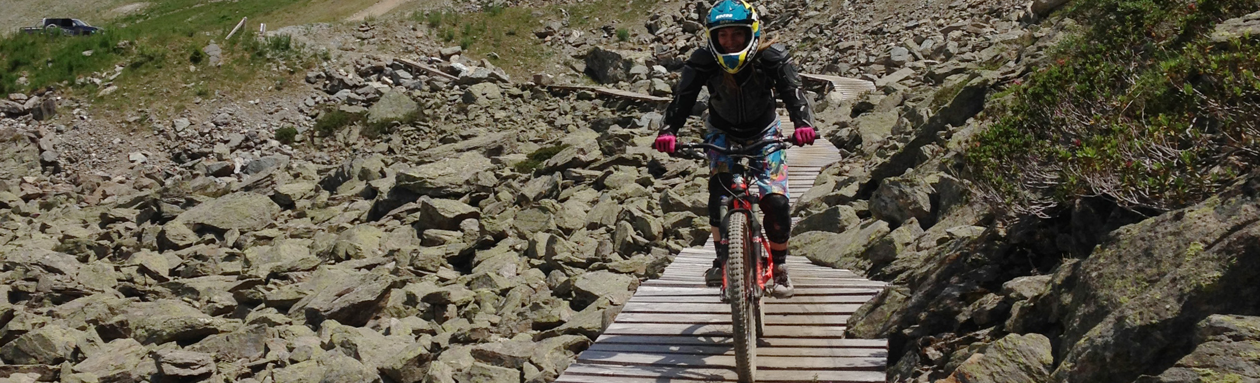 MTB Skills courses for all levels