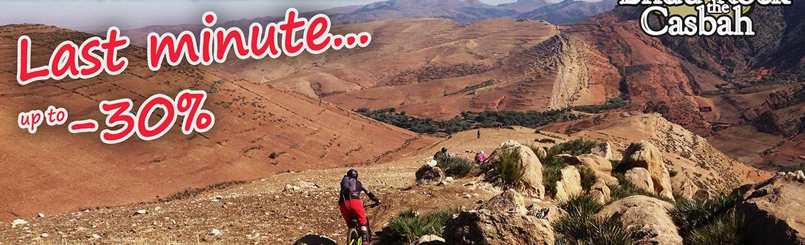 Mountainbike raids in maroccan High Atlas