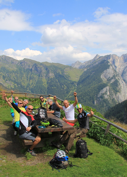 MTB TRIPS IN ITALY
