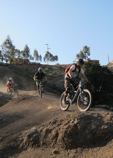 MTB TRIPS IN MOROCCO