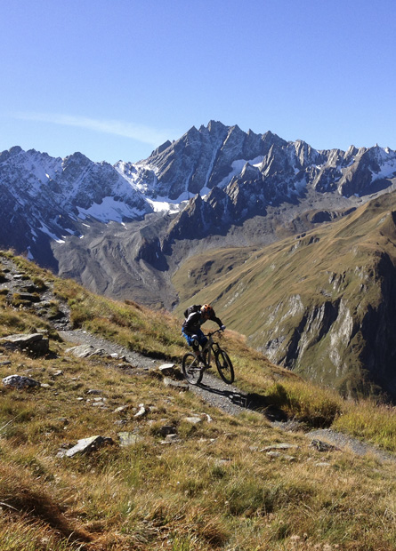 MTB TRIPS IN SWITZERLAND