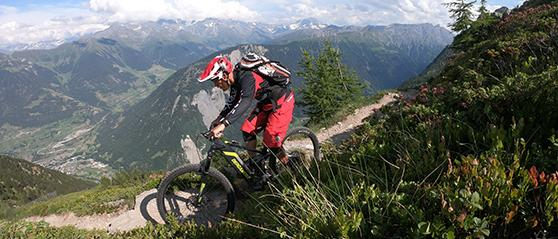 Valais express | WEEKEND ENDURO