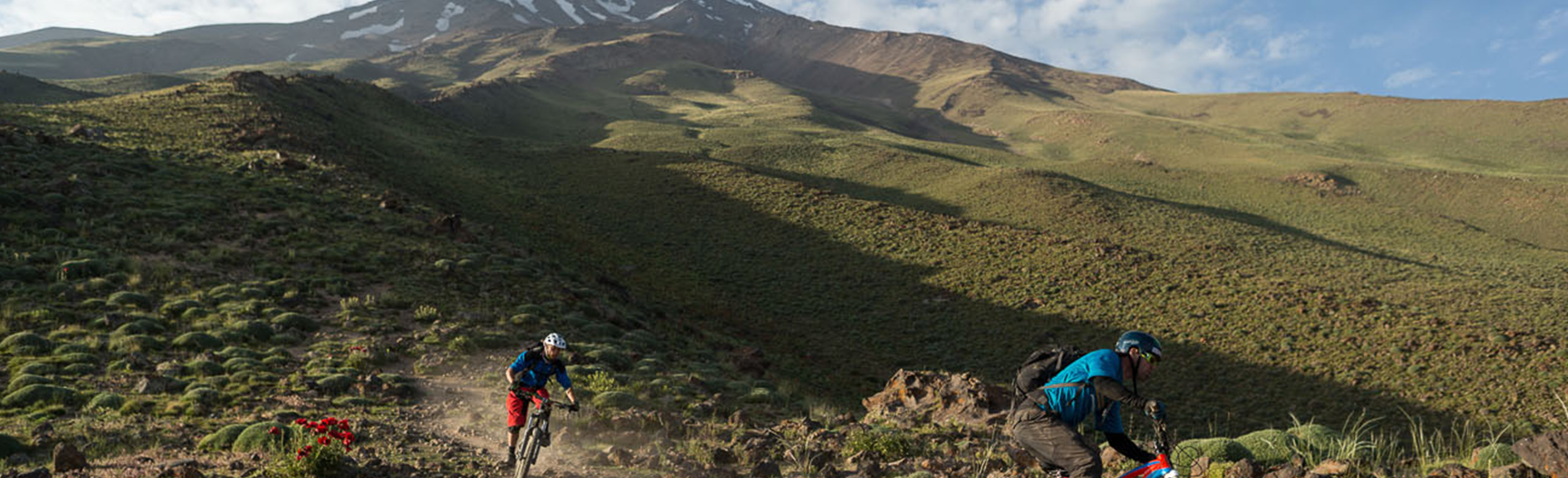 Enduro MTB  trip in Iran