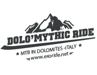 Mountainbiking Dolomites
