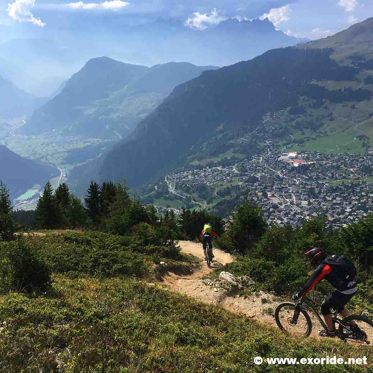bike school verbier
