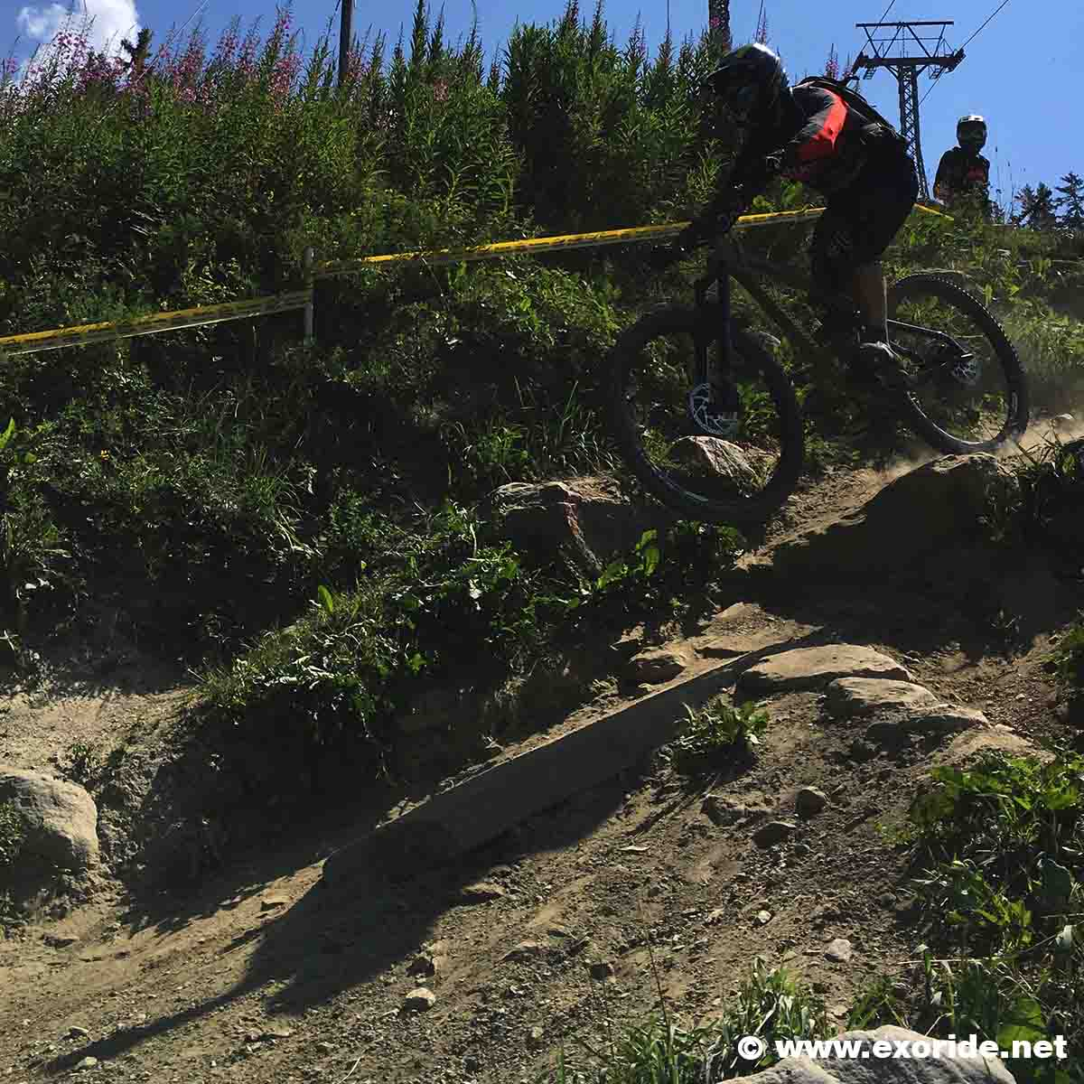 coaching mtb downhill verbier